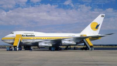 V5-SPF - Boeing 747SP-44 - Air Namibia