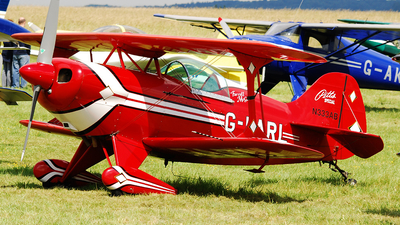G-FARL - Aviat S-1S Pitts Special - Private