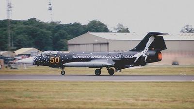 MM6827 - Lockheed F-104S ASA-M Starfighter - Italy - Air Force