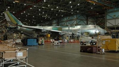 B-2439 - Boeing 747-4EVERF - Jade Cargo International