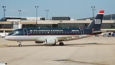 N804MD - Embraer 170-100SU - US Airways Express (Republic Airlines)