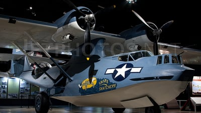 N4583B - Consolidated PBY-5A Catalina - United States - US Army Air Force (USAAF)