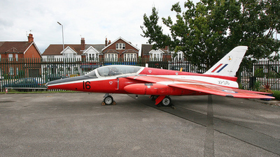 XP516 - Folland Gnat T.1 - United Kingdom - Royal Air Force (RAF)