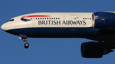 G-VIIY - Boeing 777-236(ER) - British Airways