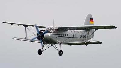 D-FONC - PZL-Mielec An-2 - Classic Wings