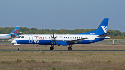 VP-BPL - Saab 2000 - Polet Flight