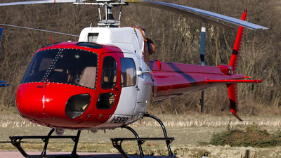 I-EXPO - Eurocopter AS 350B2 Ecureuil - Private