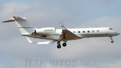 N600JD - Gulfstream G-V - Private