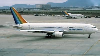 PT-TAA - Boeing 767-2Q4 - TransBrasil