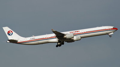 B-6053 - Airbus A340-642 - China Eastern Airlines