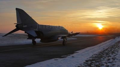37-26 - McDonnell Douglas F-4F Phantom II - Germany - Air Force