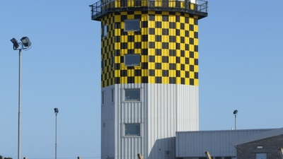 EGQA - Airport - Control Tower