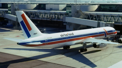 PH-AHK - Boeing 757-23A - Air Holland