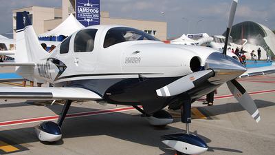N10427 - Cessna 400 Corvalis TT - Private