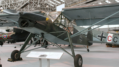 475081 - Fieseler Fi 156 Storch - Germany - Air Force