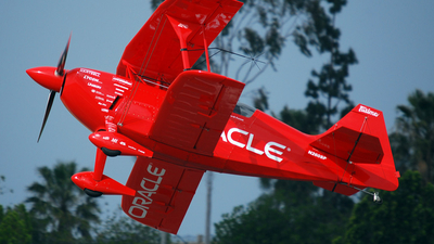 N260SP - Pitts S-2S Special - Private