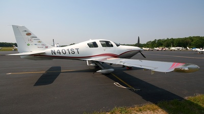 N401ST - Columbia 400 - Private
