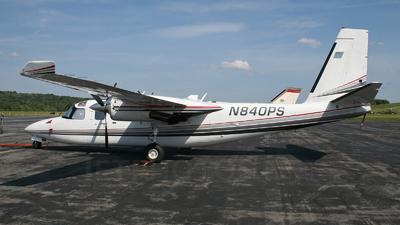A picture of N840PS - Gulfstream Commander 690C - [11672] - © Jannik Dahl