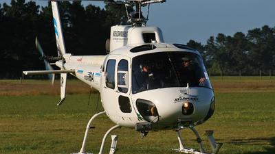 ZK-HJP - Aérospatiale AS 350BA Ecureuil - Heli-Works