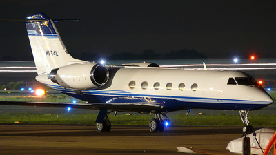 N884L - Gulfstream G-IV - Private