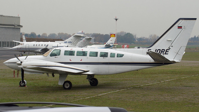 D-IORE - Cessna 404 Titan - Private