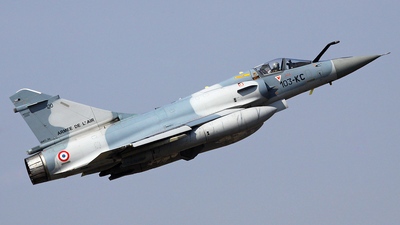 120 - Dassault Mirage 2000C - France - Air Force