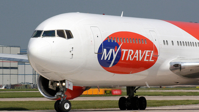 G-SJMC - Boeing 767-31K(ER) - MyTravel Airways