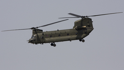 ZA705 - Boeing Chinook HC.2 - United Kingdom - Royal Air Force (RAF)