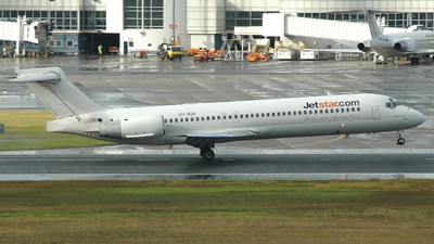 VH-VQA - Boeing 717-2BD - Jetstar Airways