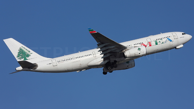 F-OMEB - Airbus A330-243 - Middle East Airlines (MEA)