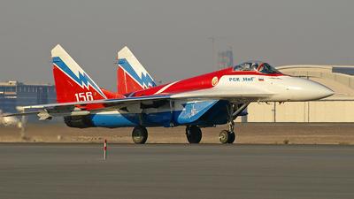 156 - Mikoyan-Gurevich MiG-29OVT Fulcrum E - Mikoyan-Gurevich