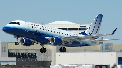 N657RW - Embraer 170-100SE - United Express (Shuttle America)