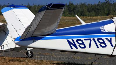 A picture of N9719Y - Beech P35 Bonanza - [D7121] - © Jeffrey Schäfer