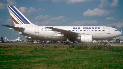 F-GEMA - Airbus A310-203 - Air France