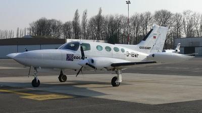 A picture of DIBWF - Cessna 402B - [402B0221] - © Mark Min - Aviation Society Antwerp (ASA)