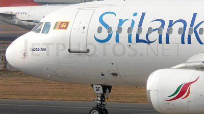4R-ABE - Airbus A320-231 - SriLankan Airlines