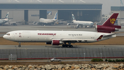 9M-TGR - McDonnell Douglas MD-11(F) - Transmile Air Services