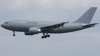 10-24 - Airbus A310-304(F) - Germany - Air Force