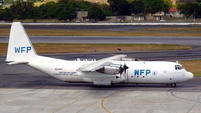 S9-BAT - Lockheed L-100-30 Hercules - Transafrik International