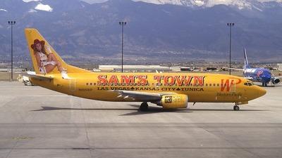 N955WP - Boeing 737-3Y0 - Western Pacific Airlines