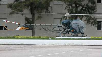 HE.7B-31 - Bell 47G-2 - Spain - Navy