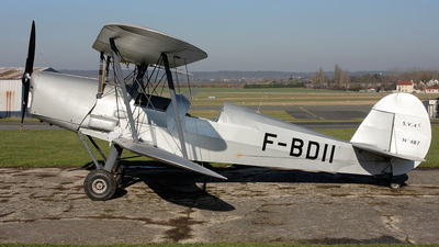 F-BDII - Stampe and Vertongen SV-4C - Private