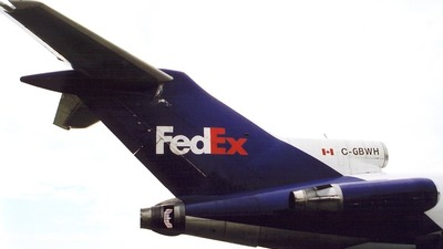 C-GBWH - Boeing 727-116C - FedEx (Morningstar Air Express)