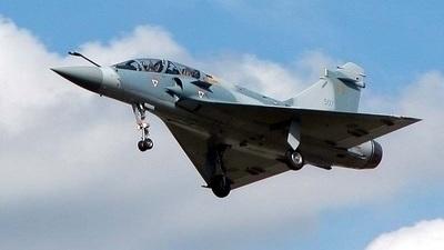 507 - Dassult Mirage 2000-5BG - Greece - Air Force