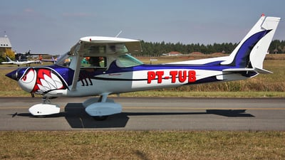 PT-TUB - Cessna 152 - Aerocon Flight School
