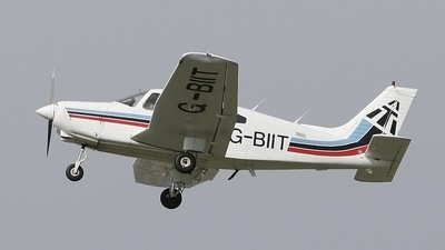 G-BIIT - Piper PA-28-161 Warrior II - Highland Flying School