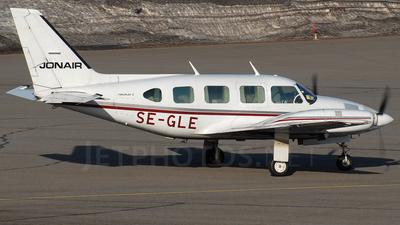 A picture of SEGLE - Piper PA31325 Navajo C/R - [317512056] - © Harri Koskinen