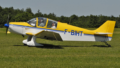 F-BIHT - Jodel DR250/160 Capitaine - Private