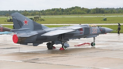 32 - Mikoyan-Gurevich MiG-23 Flogger - Russia - Air Force