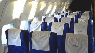 CC-CTD - Boeing 737-2Q3(Adv) - Sky Airline